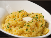Saffron Risotto with Parsley