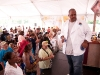 Chef Julius Meets The Crowd