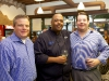 John, Chef & Mike