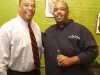 Emil Johnson of Goode Foods & Chef Julius