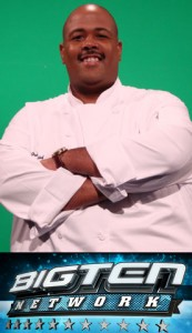 Chef Julius Russell Endorses Slatherin' Sauce